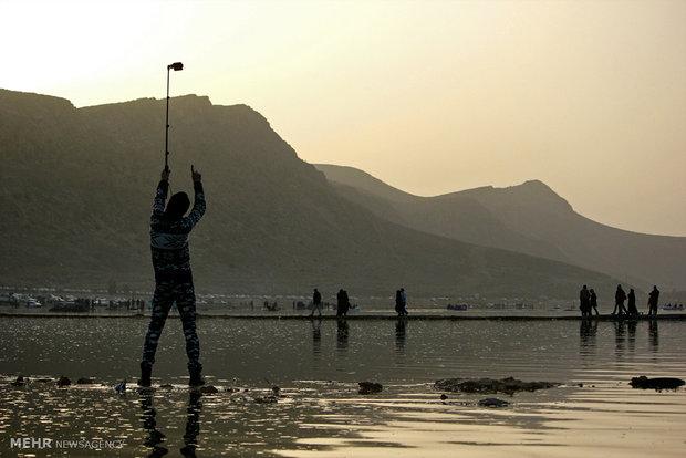 زنده شدن دریاچه مهارلو