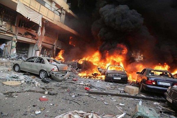 شام میں خودکش کار بم دھماکے میں 14 افراد ہلاک
