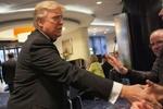 ترامپ شام کاخ سفید با خبرنگاران را تحریم کرد