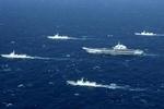 تجهیز ناوگان دریایی چین از بیم رفتارهای ترامپ