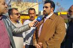 اتوبوس ناوگان حمل و نقل عمومی ورامین با ۴۵ مسافر توقیف شد