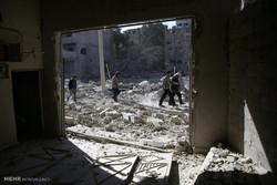 حملات تروریستی در سوریه همزمان با مذاکرات صلح