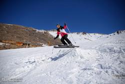 ۵ پیست اسکی زمستانی و روی چمن در اردبیل ایجاد میشود