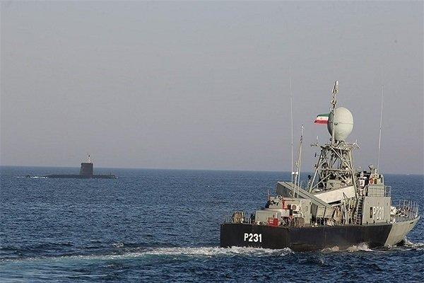 Massive naval drill kicks off