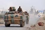 فلم/ شامی فوج کا بھاگتے ہوئے وہابی دہشت گردوں کا پیچھا