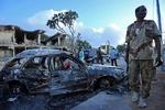 وقوع انفجار در موگادیشو ۱۰ کشته و زخمی برجا گذاشت