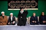 اولین شب مراسم عزاداری حضرت فاطمه (س) در حسینیه امام خمینی