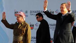 اردوغان بارزانی