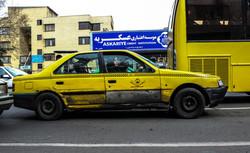 آغاز ثبت نام برای نوسازی تاکسیهای سال ۸۶