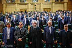 مجمع سالیانه بانک مرکزی با حضور رئیس جمهور