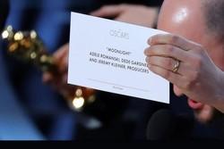 عذرخواهی رسمی اسکار بابت اعلام اشتباه نام فیلم برنده
