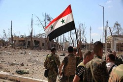 Syrian army restores security, stability to 18 villages in Aleppo