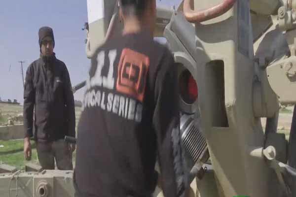 Irak ordusunun DEAŞ karşıtı operasyonları