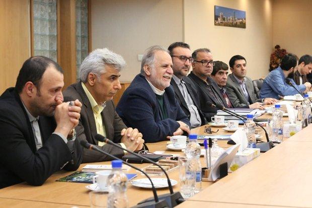 جلسه کرباسیان با وزیر توسعه استرالیا