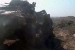 فیلم/پیشروی های نیروهای عراقی در غرب موصل