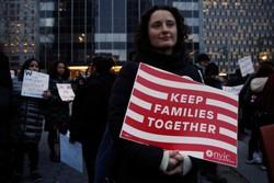 درخواست وزارت دادگستری آمریکا درباره دستور مهاجرتی ترامپ رد شد