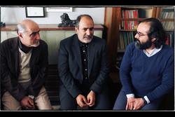 بازدید معاون سازمان سینمایی از پشتصحنه «اکسیدان»