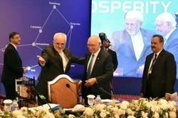 ايران تسلم باكستان رئاسة المجلس الوزاري لمنظمة التعاون الاقتصادي