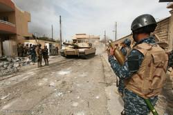 """""""قادمون يا نينوى"""" تعلن تحرير حي النفط في ايمن الموصل"""