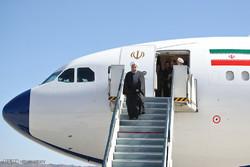 سفر حسن روحانی رئیس جمهور به سیستان و بلوچستان