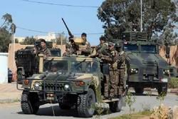درگیری ارتش تونس با گروههای مسلح در کوه «سمامه»