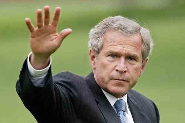 ترامب: بوش الابن ارتكب أسوأ خطأ في تاريخنا!