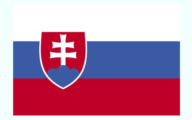 پرچم اسلواکی
