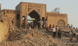 العثور على قصر تاريخي أسفل موقع النبي يونس (ع) في الموصل