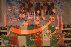 مراسم تشییع و خاکسپاری دو شهید گمنام در کرمان