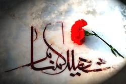 پیکر پاک ۳ شهید گمنام در بجنورد و درق تشییع شد