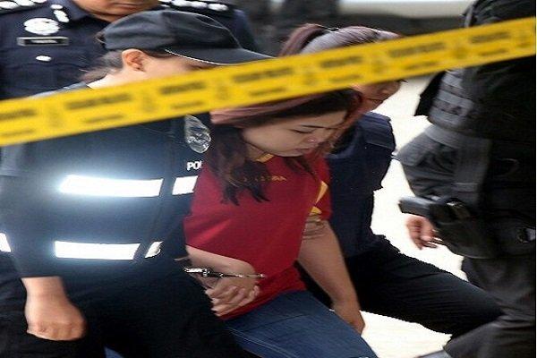 کوالالامپور ۲ زن را به قتل برادر ناتنی رهبر کره شمالی متهم کرد