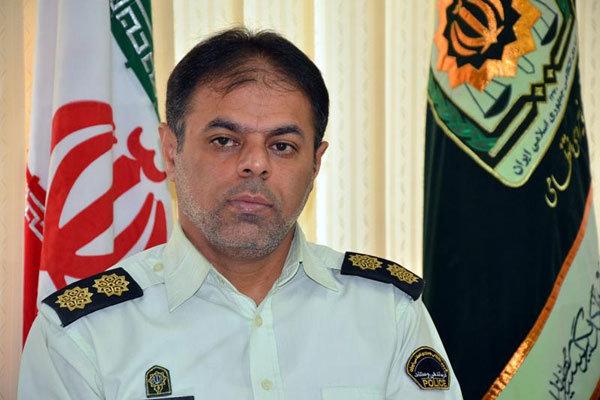 مامور شهید نیروی انتظامی غرب تهران شنبه تشییع می شود