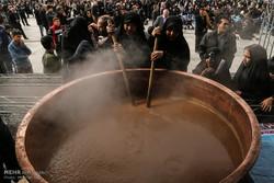 آشتیان میزبان پنجمین جشنواره و آئین سنتی سمنوپزان استان مرکزی