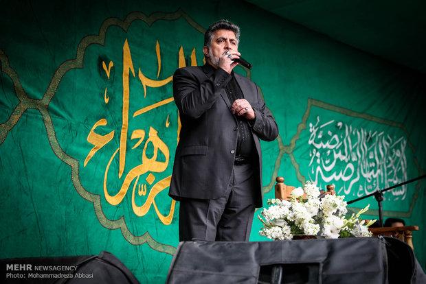 Iranians mourn martyrdom anniv, of Hazrat Fatimah
