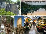 بازار«رشت» تا آبشار «ویسادار»/سفر به بهشت ایران را تجربه کنید