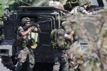 """Lübnan ordusunun """"Ras Baalbek"""" bölgesindeki ilerleyişinden görüntüler"""