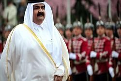 أسطول طيران لإنقاذ أمير قطر السابق