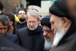 Fatemieh mourning held in Qom