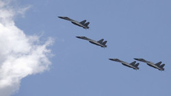 مقاتلات يابانية تعترض 13 طائرة عسكرية صينية