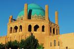 گنبد سلطانیه درصدر بازدیدگردشگران از آثار تاریخی زنجان قرار دارد