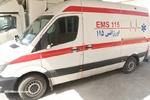 آمبولانس های اورژانس در ۱۷۳ نقطه از شهر تهران مستقر می شوند
