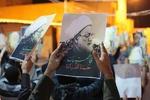 تحصن مردم بحرین در اطراف منزل آیت الله عیسی قاسم
