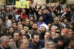 اقامة مراسم العزاء باستشهاد فاطمة الزهراء (س) بحضور قائد الثورة / صور
