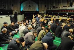 مراسم سوگواری ایام فاطمیه در مرکز اسلامی انگلیس
