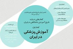 نشست روایتهایی از تاریخ آموزش پزشکی در ایران برگزار می شود