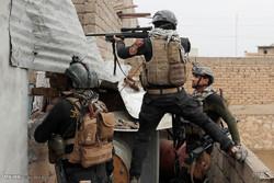 حرب الشوارع في الجانب الايمن من الموصل / صور