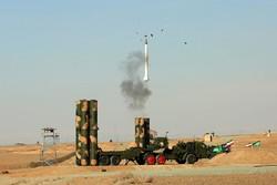 اختبار منظومة صواريخ اس 300 بنجاح تام