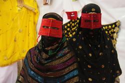 ۷۰کارگاه تولید لباس بومی درسیریک تسهیلات مشاغل خانگی دریافت کردند