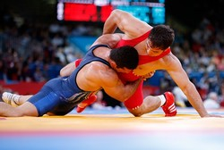 Iran claims 8 medals in Ukraine wrestling event