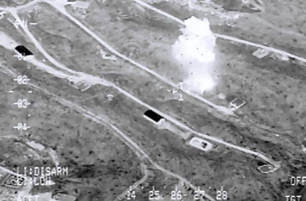 """مقتل مسؤول """"جند الخلافة"""" وستة امراء بـ""""داعش"""" في ايمن الموصل"""